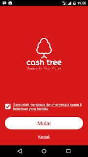 Cara Mendapatkan Pulsa Gratis Dengan Cashtree