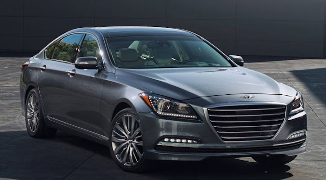 2016 Hyundai Genesis Specs