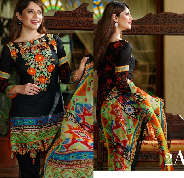 ayesha zara eid lawn collection 2016 17 with prices ayesha zara summer collection 2016 she. Black Bedroom Furniture Sets. Home Design Ideas