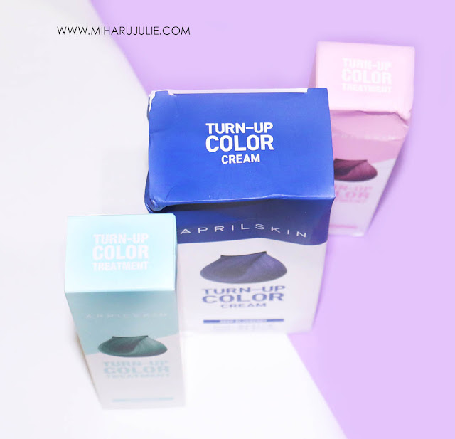 april skin turn up color treatment review indonesia