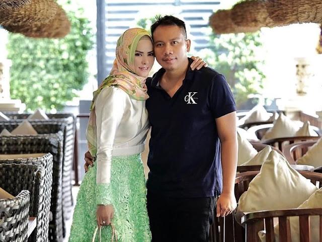 'Sudah Feeling, Pernikahan Vicky-Angel Lelga Nggak Sampai Ganti Tahun'