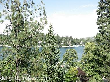 Travel Review - Lake Arrowhead / www.delightfulrepast.com