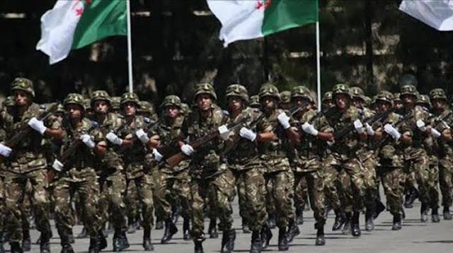 الجيش الجزائري في المرتبة الاولى عربيا