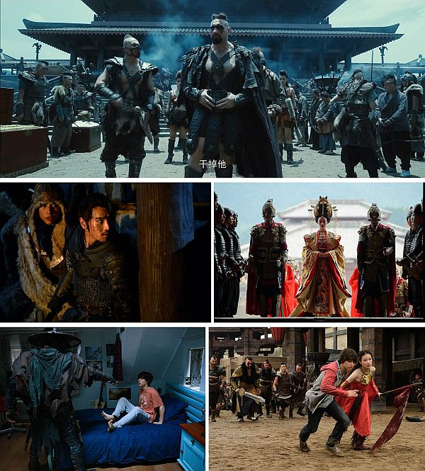 Warriors Gate Movie Review: Review: The Warrior's Gate