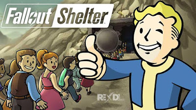 Fallout Shelter Mod Apk + OBB For Android Downlaod