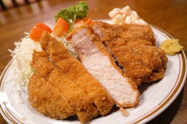 Porkchop at Hainanese Delights