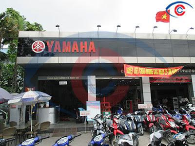 Tuyển đại lý chính hãng Yamaha Motor Việt Nam