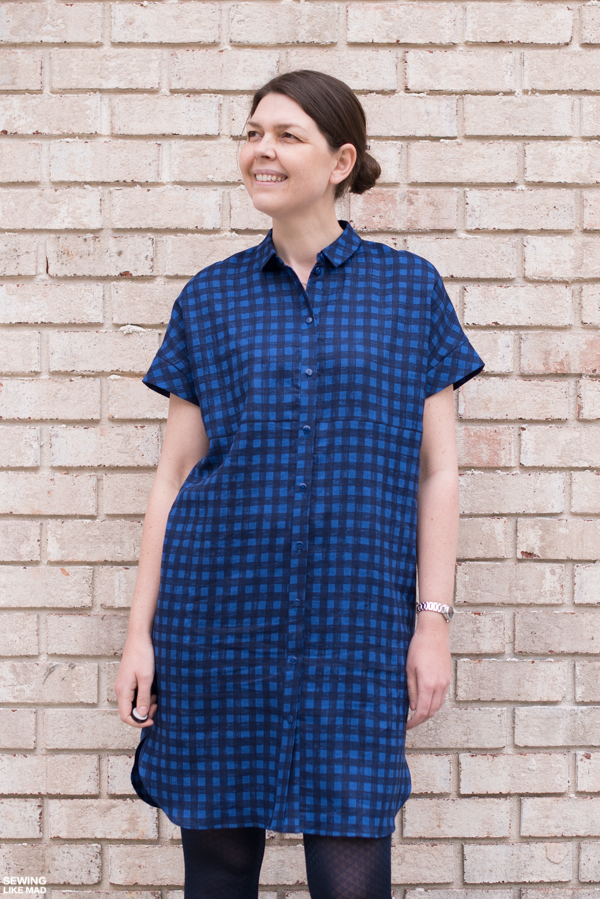 Sewing Like Mad: The Blaire Sh...