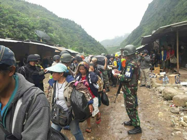 Tim Parako Yon-13 Grup-1 Kopassus Hanya Butuh 78 Menit Mengacak Acak & Bebaskan Sandera Dari OPM