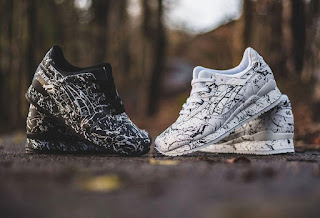 Asics Tiger, Onitsuka Tiger, Marble Pack, spring 2016, sneakers, calzado, Gel-Lyte III, Suits and Shirts,