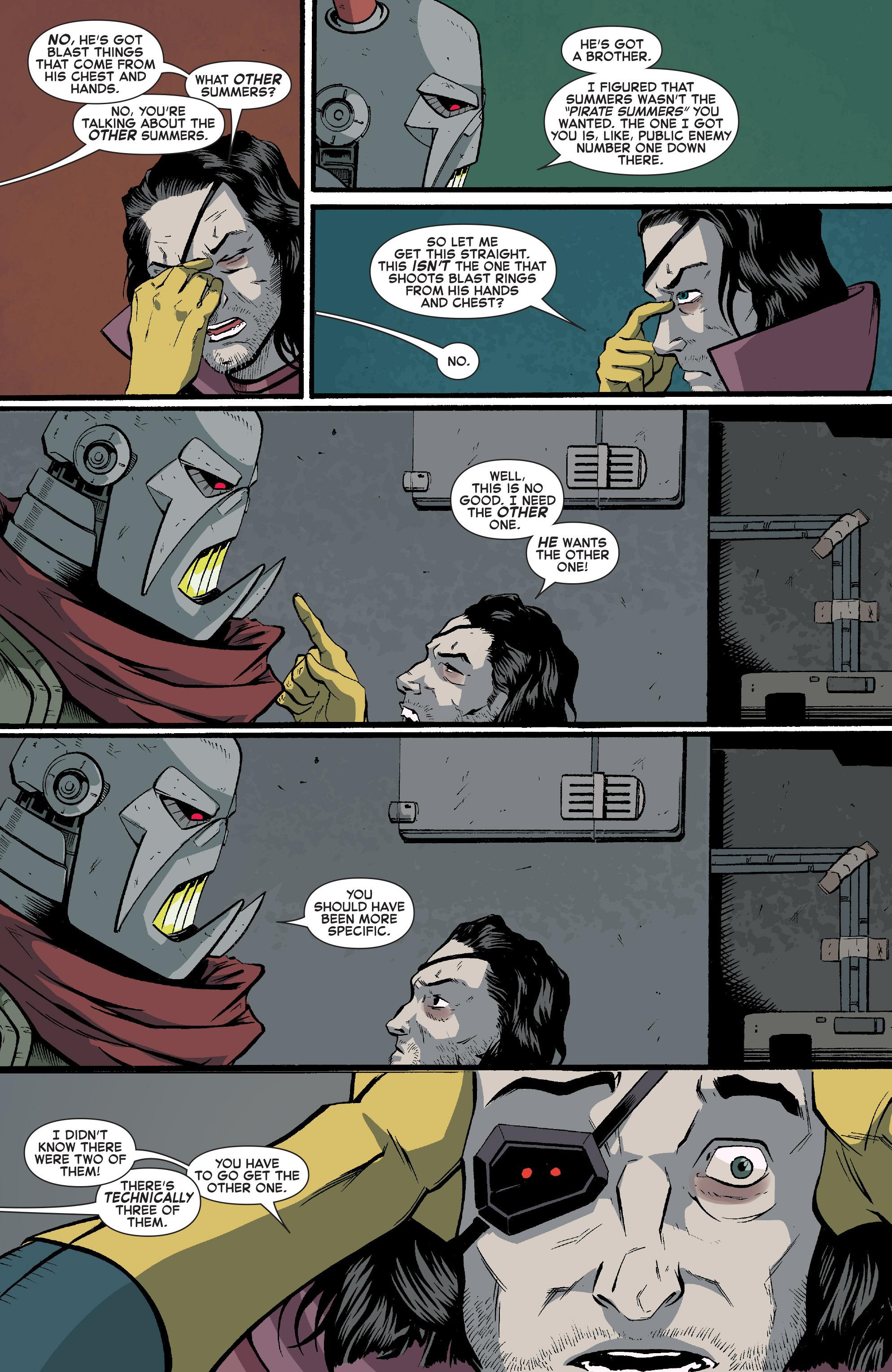 Read online Uncanny X-Men (2013) comic -  Issue # _Special 1 - 18