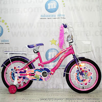 Sepeda Anak United Joyfull 18 Inci