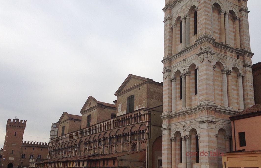 Plaza de Ferrara