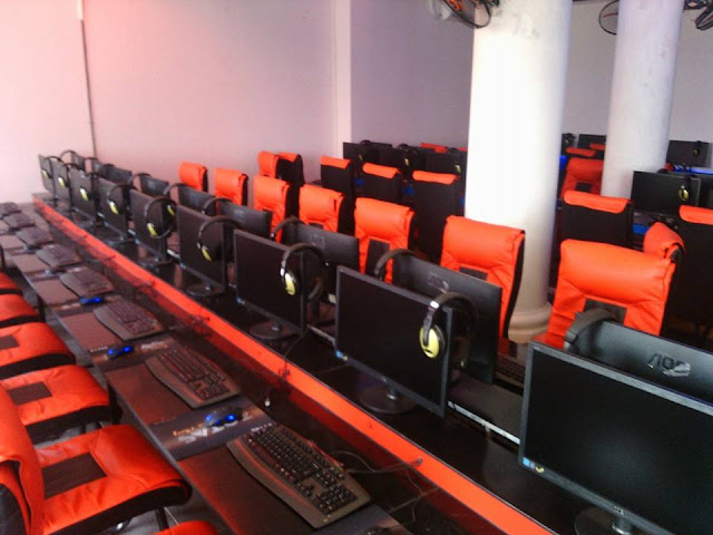 Sang phòng net cũ 15 máy bảo hành gần 3 năm- Sang tiệm net mới nhất 2017