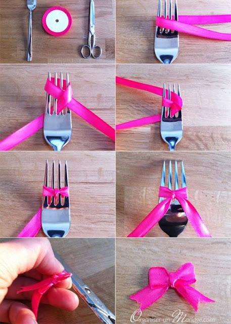 tutorial noeud fourchette diy