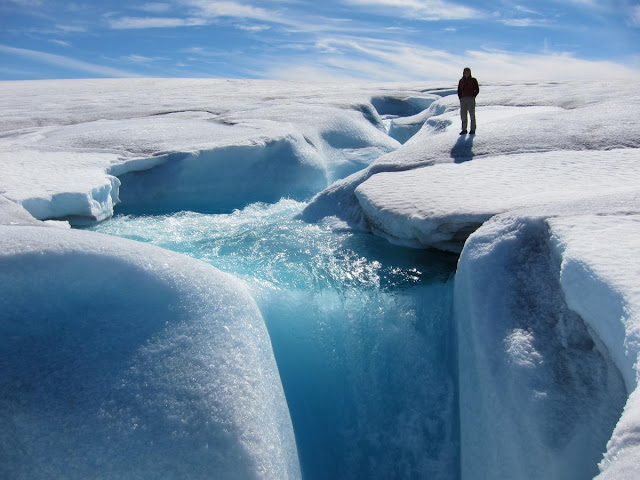 Last remnant of North American ice sheet on track to vanish