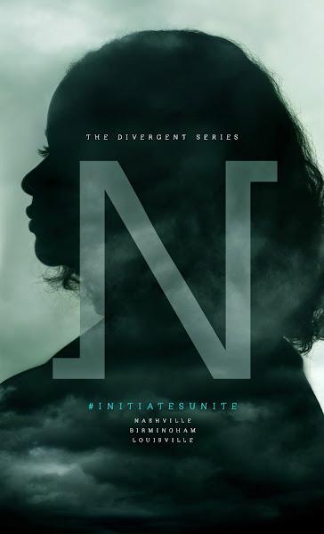 Novos postere A Série Divergente Insurgente