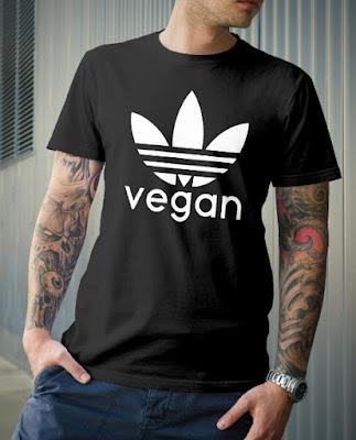 vegan adidas shirt, vegan adidas t shirt