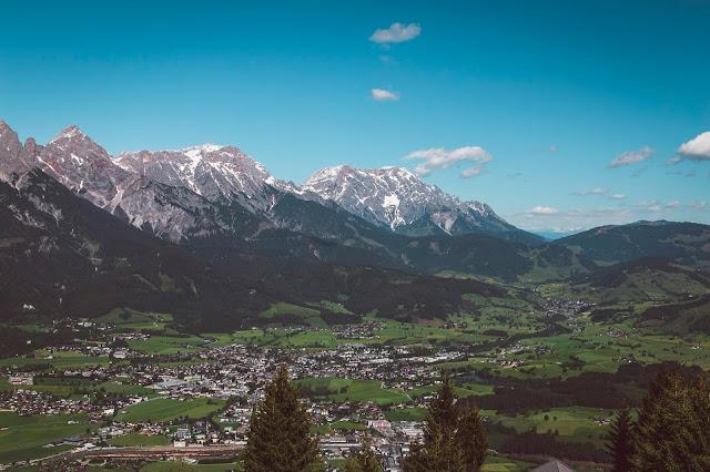 Saalfelden-Leogang - Saalachtaler Höhenweg 10