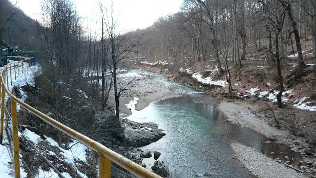 Речка Курджипс