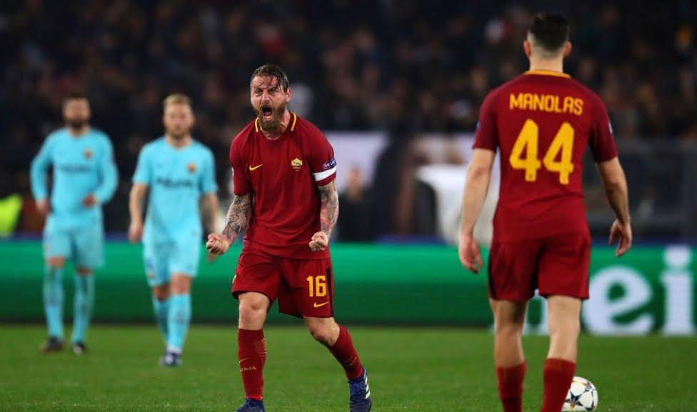 Incredibile, Roma in semifinale Champions: Clamoroso 3-0 al Barcellona all'Olimpico