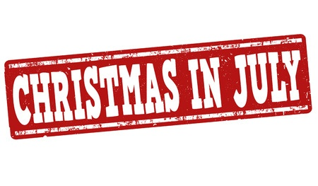 Christmas In July Free Image.Debt Free Cashed Up And Laughing The Cheapskates Way To