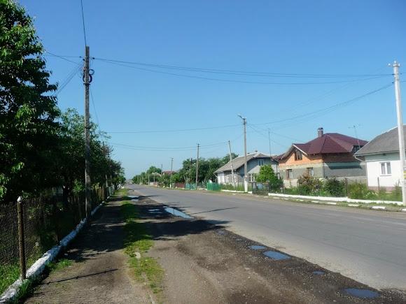 Слободка Стрыйского района