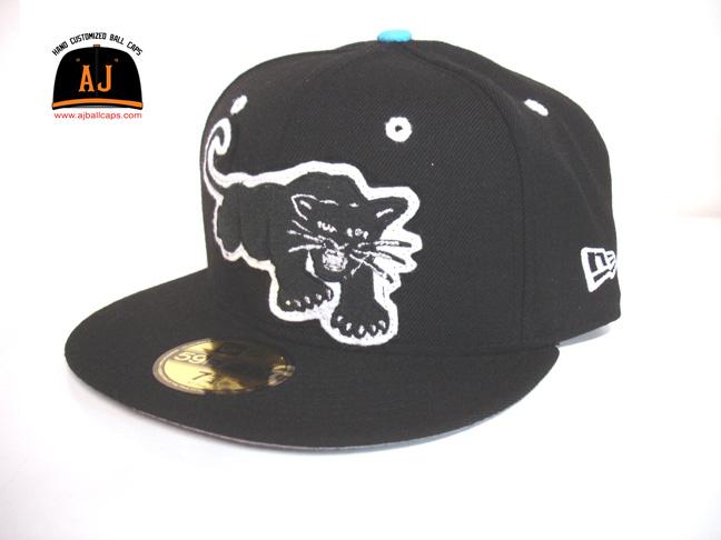 ... sweden black panther custom fitted cap new era 2072a 333c1 f06a9a5bc196