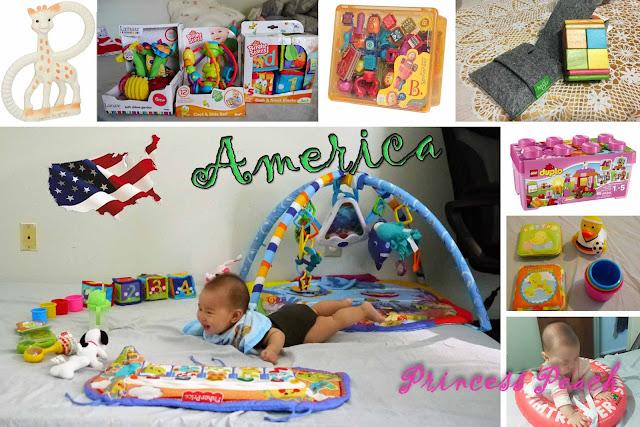 美國必買寶寶好物玩具篇