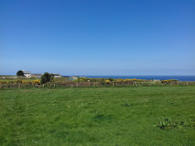 Allotment With A Sea View - St Ives Cornwall