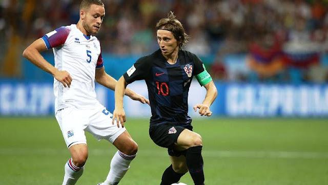 Prediksi Bola Kroasia vs Denmark Piala Dunia 2018