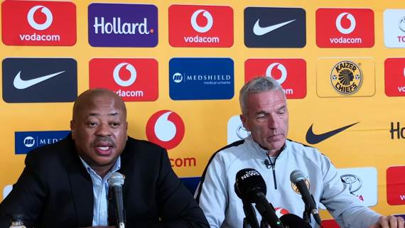 Kaizer Chiefs ready to go to war to beat Zesco United