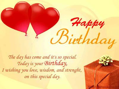Beautiful Birthday SMS