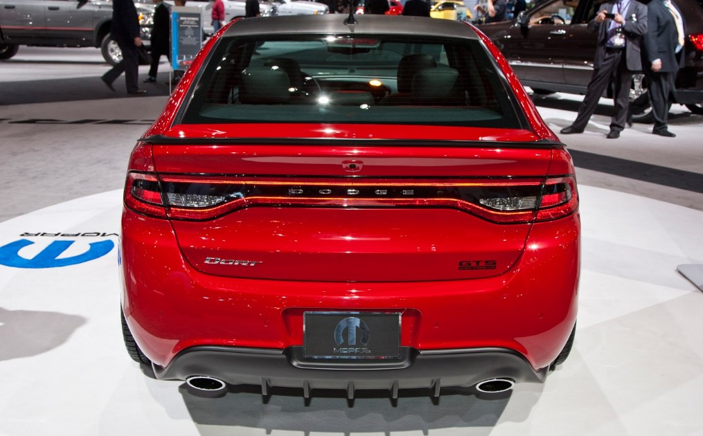 2018 Dodge Dart SRT4 Price and Specs  Ford References