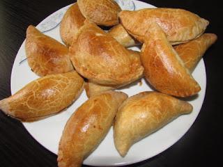 Baked nigerian fish pie