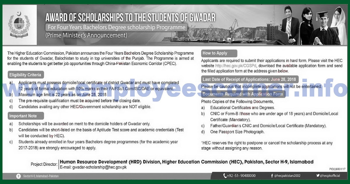 hec scholarships 2018 the indigenous scholarship program