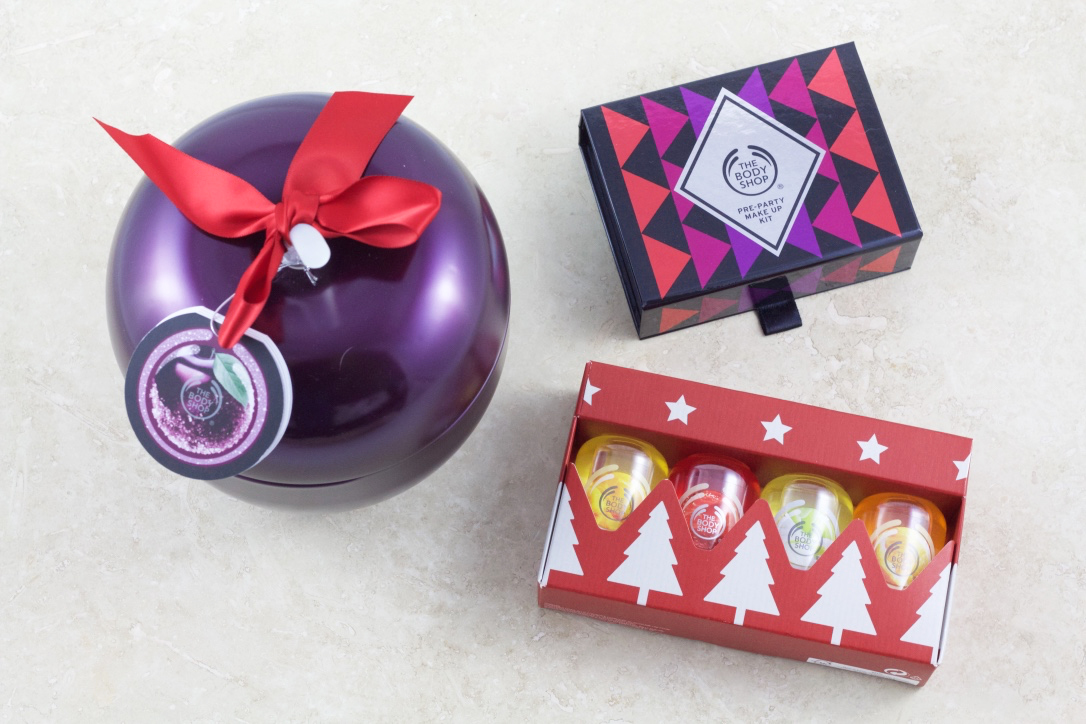 Christmas Gift Sets Body Shop.Christmas Gifts From The Body Shop Ramblings Of A Beauty Bird