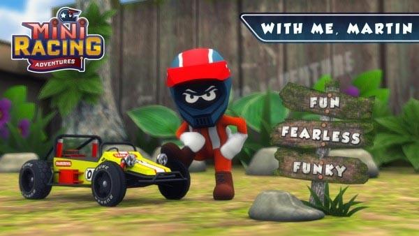Mini Racing Adventures v1.11.3 Mod Apk (Unlimited Money)