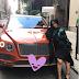 Video :Cardi B twerks as she buys herself a Bentley