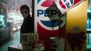 pepsi cocacola in movies