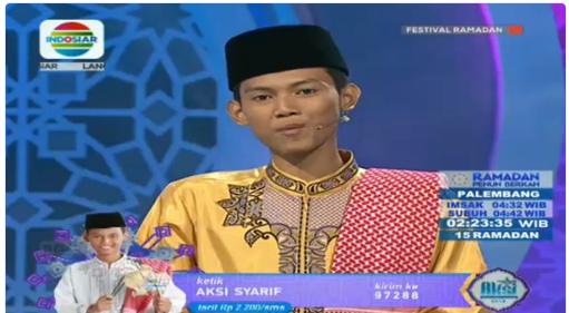 Peserta AKSI Akademi Sahur Indonesia yang Mudik Tgl 20 Juni 2016 (Group 3)