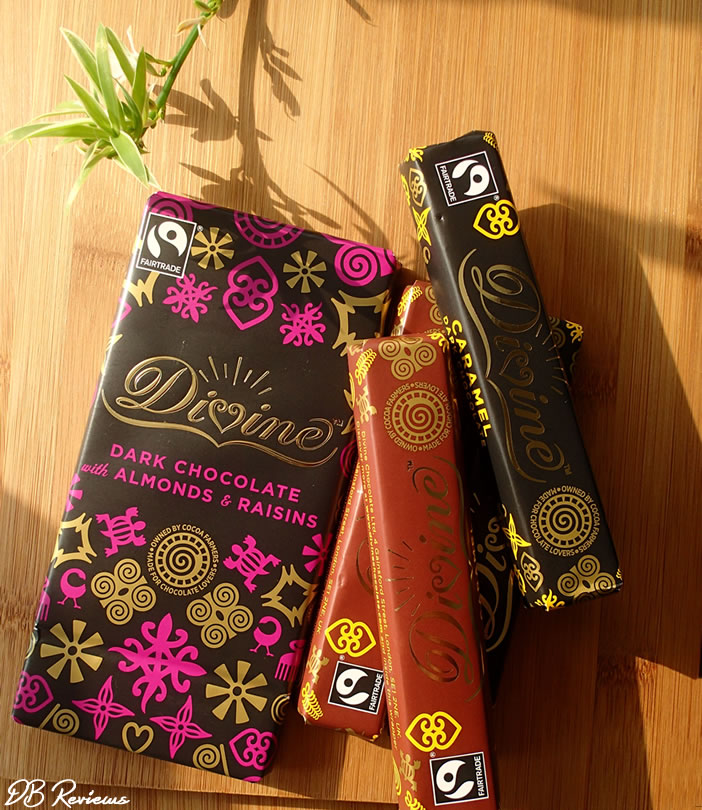 Win A Selection Of Divine Chocolates