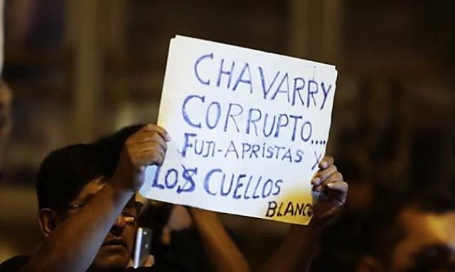 Pedro Chávarry removió a los fiscales José Domingo Pérez y Rafael Vela del Equipo Especial del Caso Lava Jato