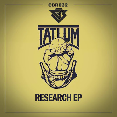 Critical bass Recordings has announced a new EP of Tatlum - Research