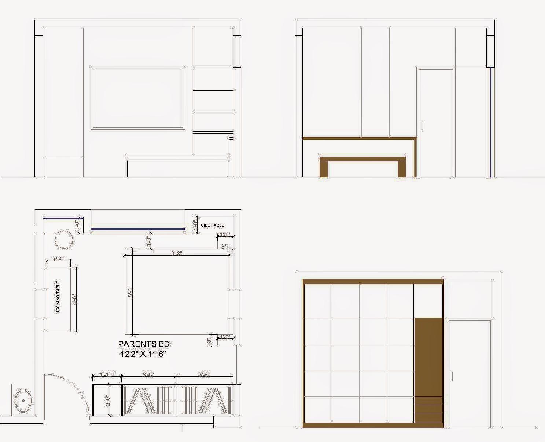 Sectional Elevation  of Bathroom  Ideas  Inspiring Interior