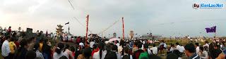 Thánh lễ cầu cho các linh hồn tại nghĩa địa Kiên Lao 2012