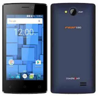 Symphony roar E80 SC7731 Stock ROM Firmware Flash File Free Download