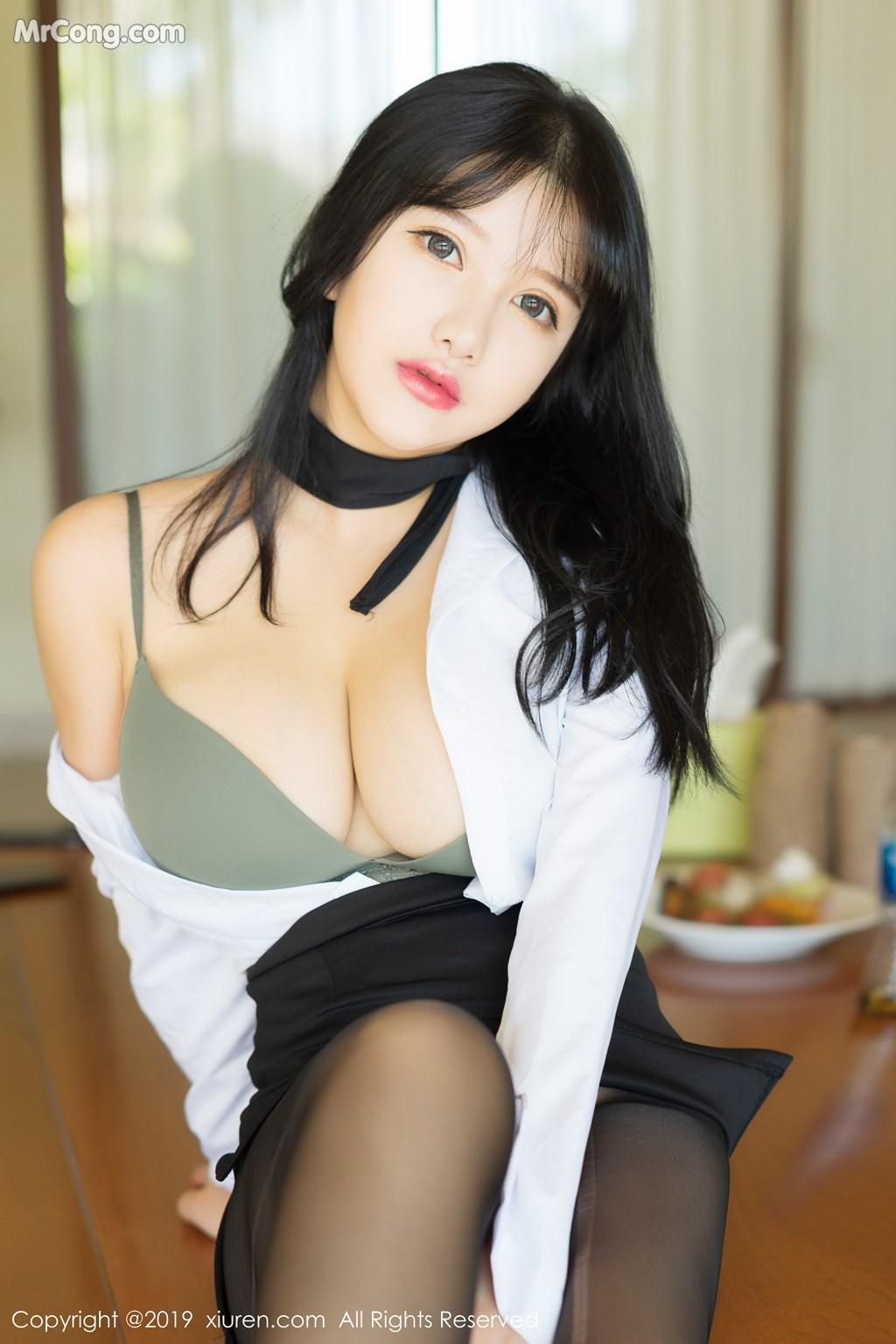 Image XIUREN-No.1653-Xiao-You-Nai-MrCong.com-014 in post XIUREN No.1653: Xiao You Nai (小尤奈) (54 ảnh)