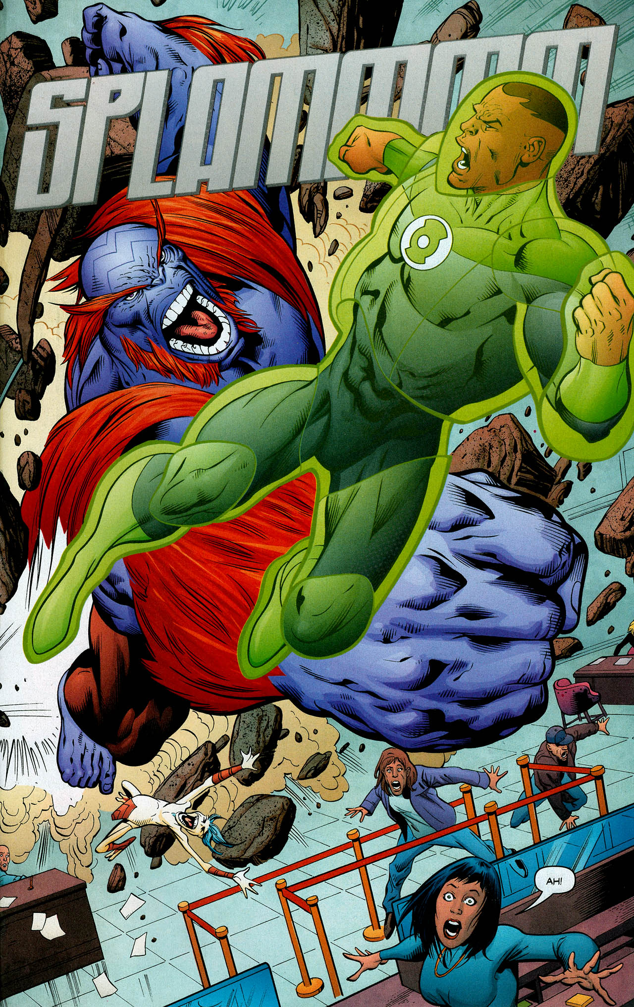 Read online Trinity (2008) comic -  Issue #2 - 26