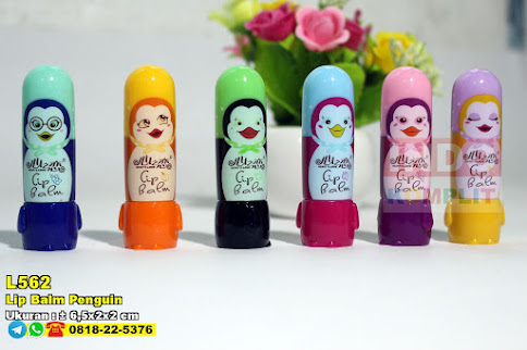 Lip Balm Penguin